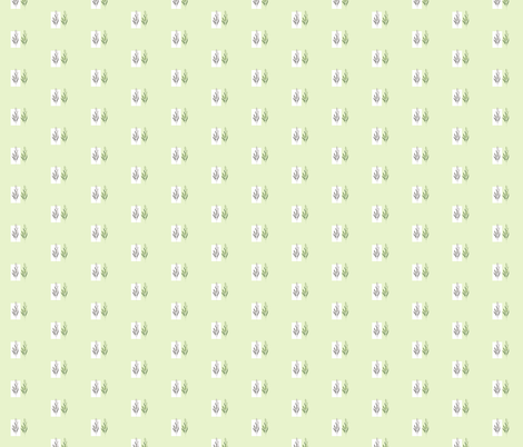 leaflove green fabric by youdesignme on Spoonflower - custom fabric