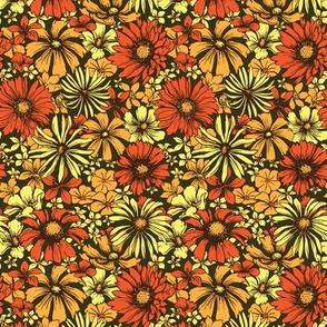 Groovy Wildflowers