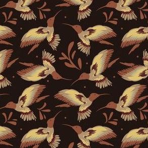 Art nouveau florals coordinate | 5