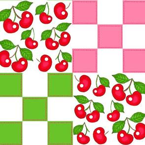 Cherries N 9 Patch