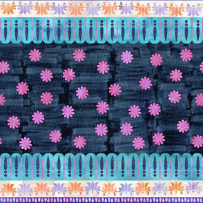 festival stripe 2a horizontal