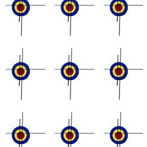 Lined Circles
