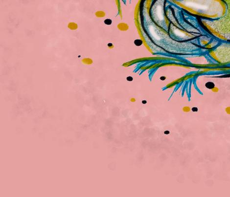 llamaste fabric by justbaileydesigns on Spoonflower - custom fabric