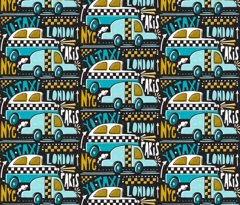 Rryo-taxi-pattern-1b-black-alt-flat-200-for-wp_contest194461preview