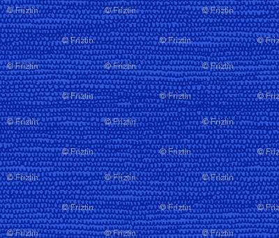 Doodle Water M+M Cobalt Ocean by Friztin