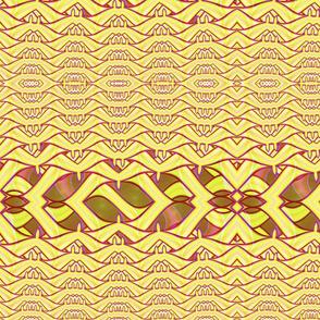 Drop Stitched-Yellow