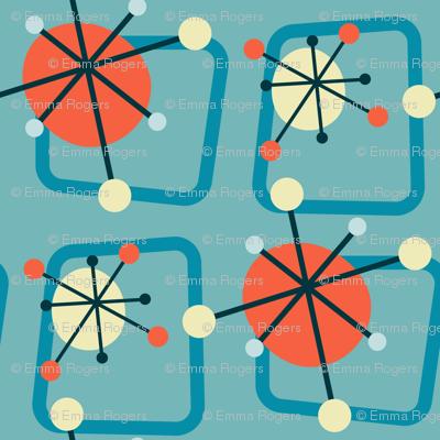 Atomic squares
