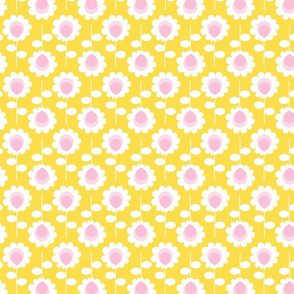 HAPPY YELLOW FLORAL