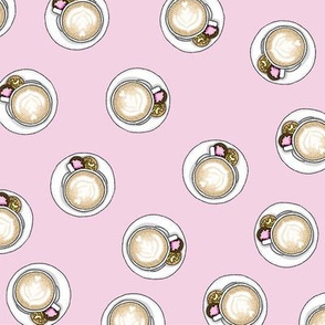 Cappuccino, Pink