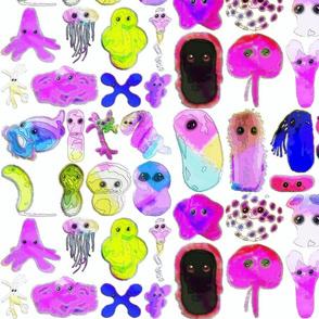 PRINCESS PINK MICROBES