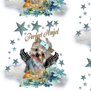Yorkshire Terrier Perfect Angel