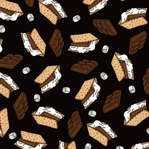 Smore Galore, Black