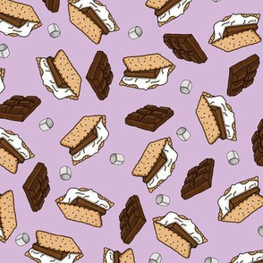 Smore Galore, Purple