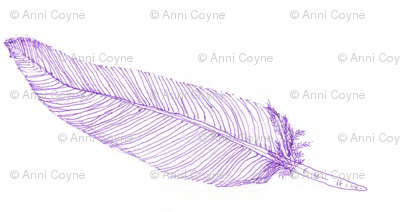 feather_2-VioletOnWhite