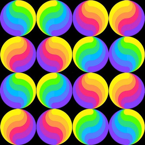 Rainbow Yin & Yang