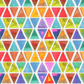 WC Color Blend Triangles_for Spoonflower-01