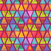 WC Color Blend Triangles_for Spoonflower-02