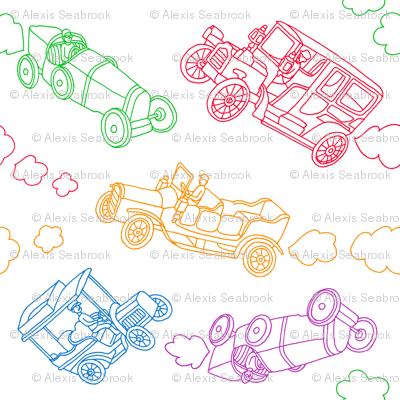 VintageToyCars