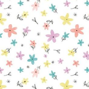 Baby Bird Floral