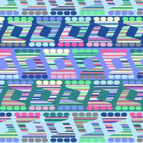Inline Skates Zooming