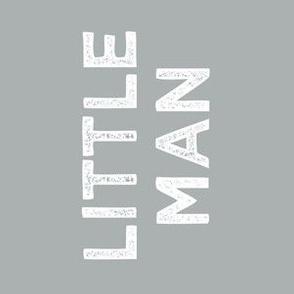"6"" Little Man - Northern Lights Grey (90) C18BS"