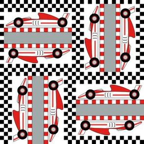 Formula 1 (red)