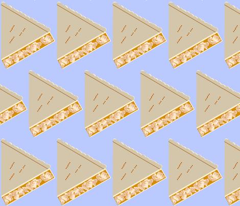 Apple Pie Slice fabric by kae50 on Spoonflower - custom fabric