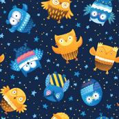 Cosmic owls