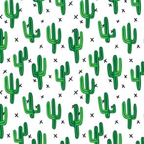 Cactus, Black Cross