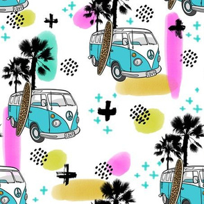 Summer Surf Kombi