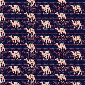 Camel oriental design