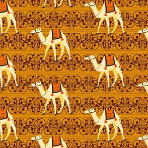 Camel eastern design