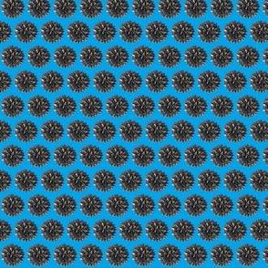 spike Ball - Blue