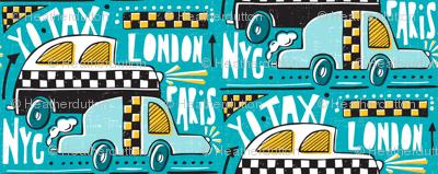 Yo Taxi - Aqua