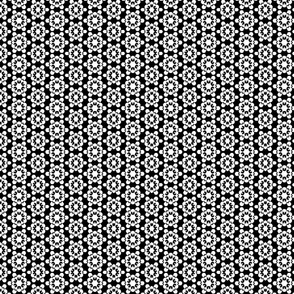 Black and White Pattern-01