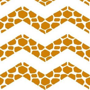 Giraffe Chevron