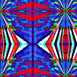 abstract wavey pattern
