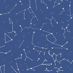 Constellations (approx. pantone 288u)