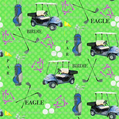 A Golfing we will Go