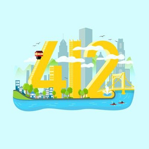 412 Pittsburgh Panel - Swatch