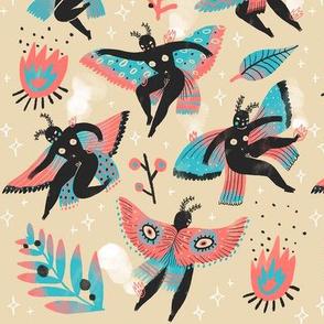 Moth Ladies