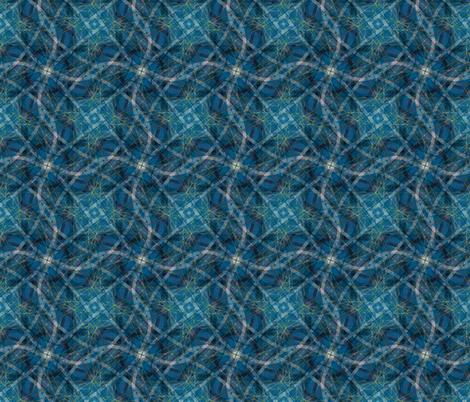 blue magic fabric by sewingfever on Spoonflower - custom fabric