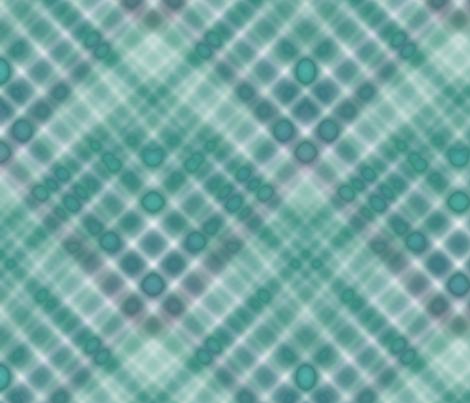 Karo in grün fabric by sewingfever on Spoonflower - custom fabric