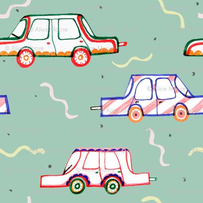 A Minty Drive