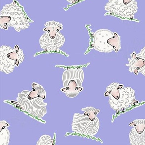 Sheepish by Lisa Sinicki