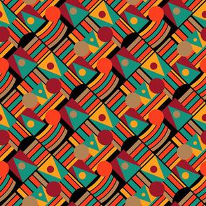Geometric bauhaus 05