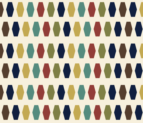 MCM Poly fabric by meredith_watson on Spoonflower - custom fabric