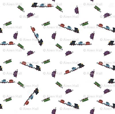 Tiny Toy Trains