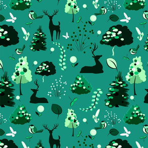 Emerald Thicket