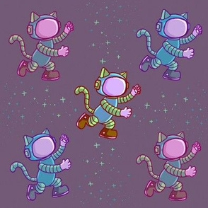 Princess kitty Astronaut!